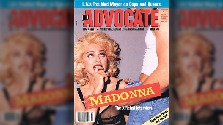 Madge cover