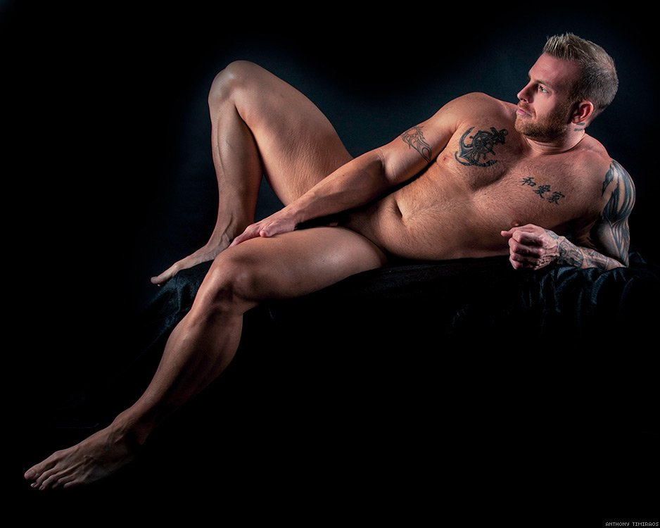 American photography of the male nude