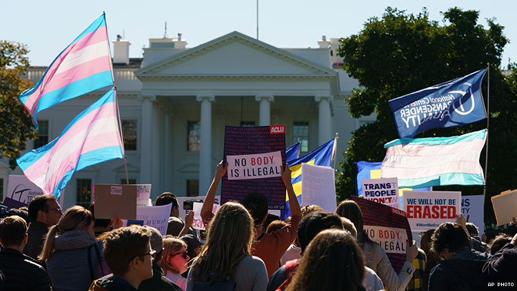 What Does the Anti-Trans Memo Mean?