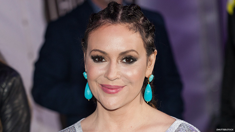 Alyssa Milano Denounces Linda Sarsour and Champions Intersectionality