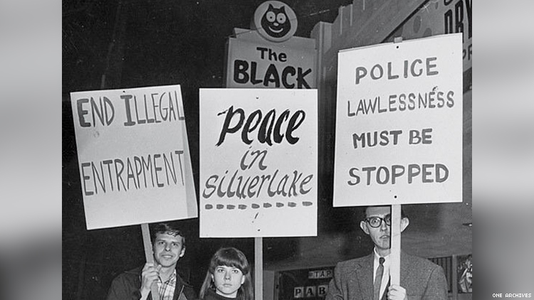 LGBTQ&A Podcast: Before Stonewall, There Was The Black Cat Protest