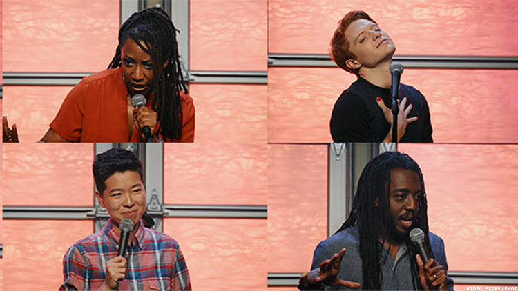 Queer Comics Slay On Stage