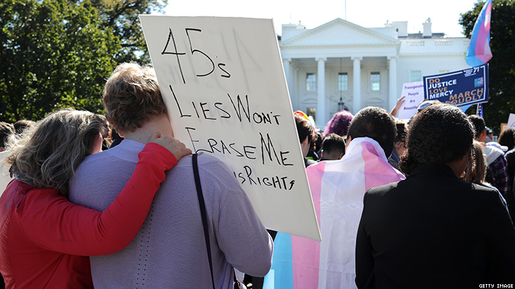 The Many Dangers of Trump's Trans Military Ban