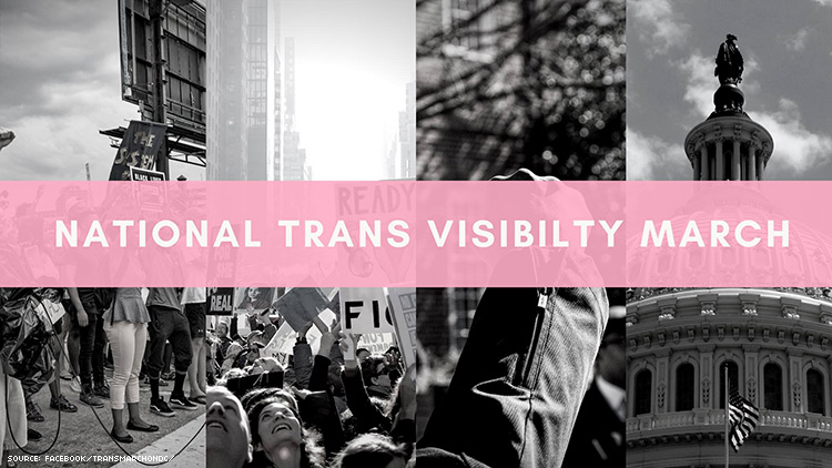 NATIONAL TRANS MARCH