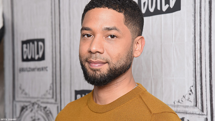 Jussie Smollett attacked in potential hate crime.