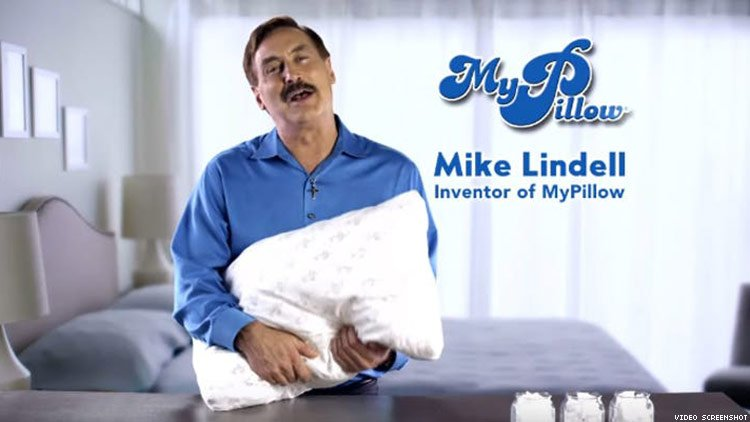 My Pillow Founder Trump Was Chosen By God To Save America