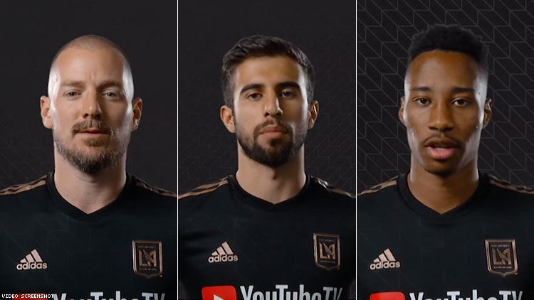 MLS Team Partners With GLAAD to Combat Homophobic Chant