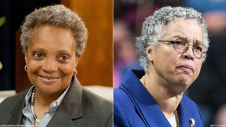 Lightfoot and Preckwinkle