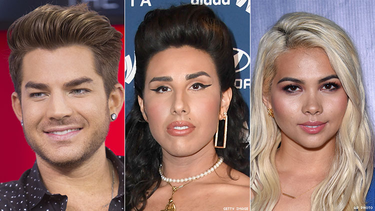 GLAAD Awards: Which Beyoncé Song Most Inspired These Celebs?