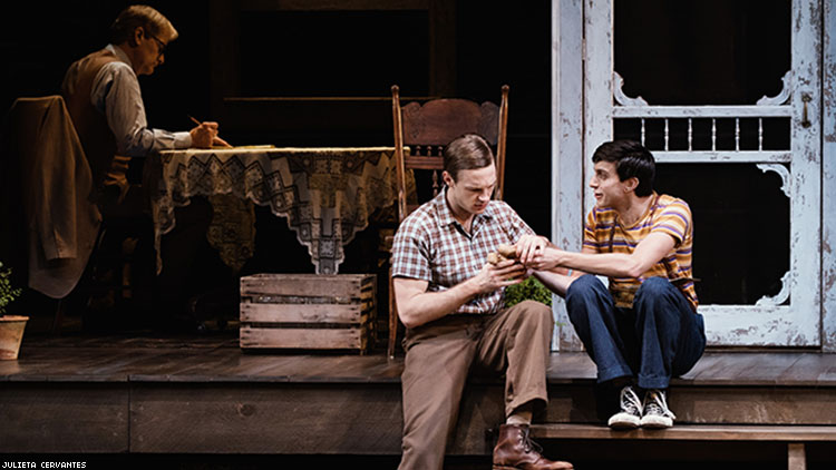In 'Mockingbird,' a Gay Actor Helps Bring a Story of Otherness to Life