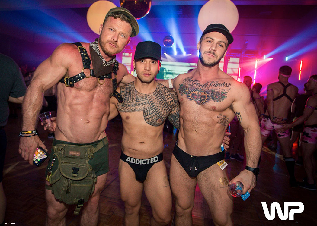White Party And Opera, All This Weekend In Palm Springs