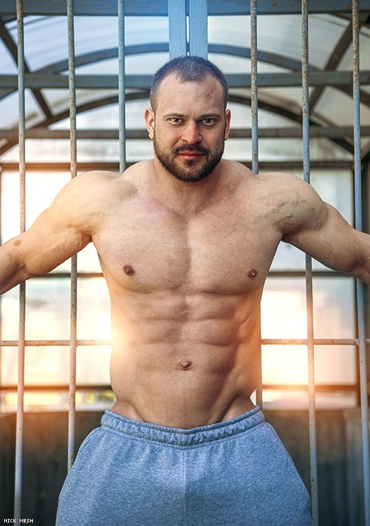Porn Crush of the Day: Davey for Men At Play | THE MAN