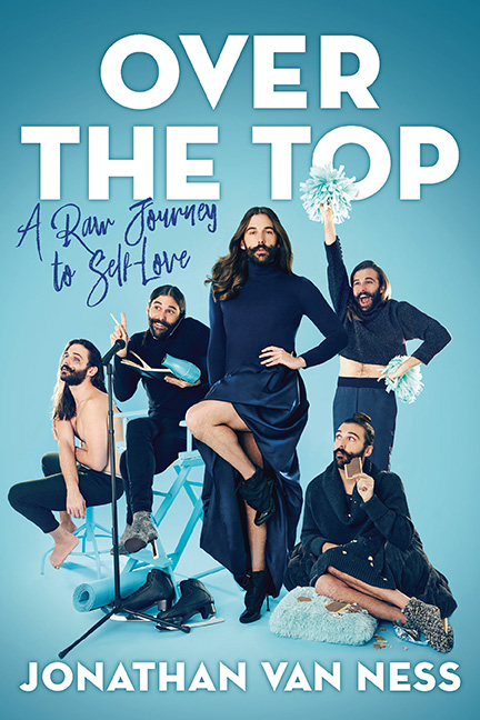 Jvn Overthetop Book Cover Web