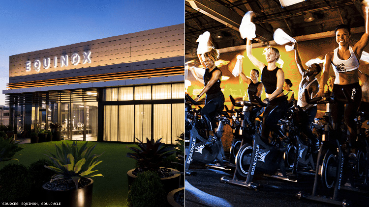 Equinox and SoulCycle
