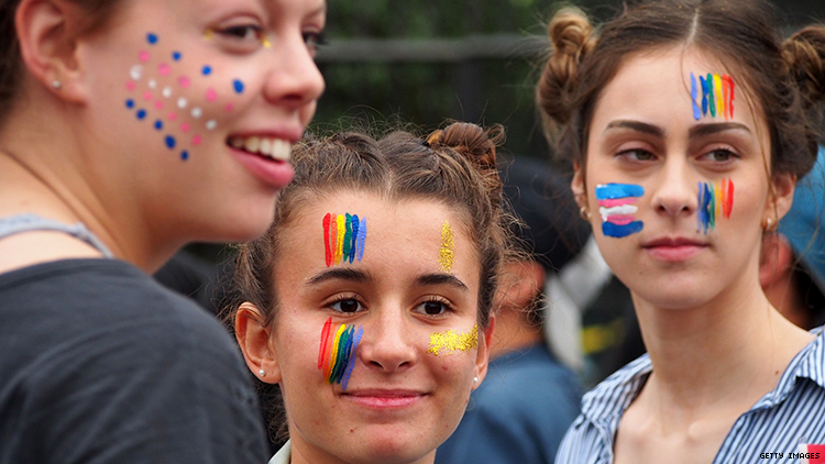 For LGBT Youth, Human Rights Day Has Special Meaning
