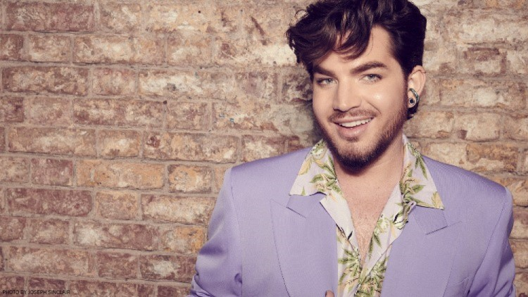 Behind the Glam Curtain With Adam Lambert and His LGBTQ+ Activism