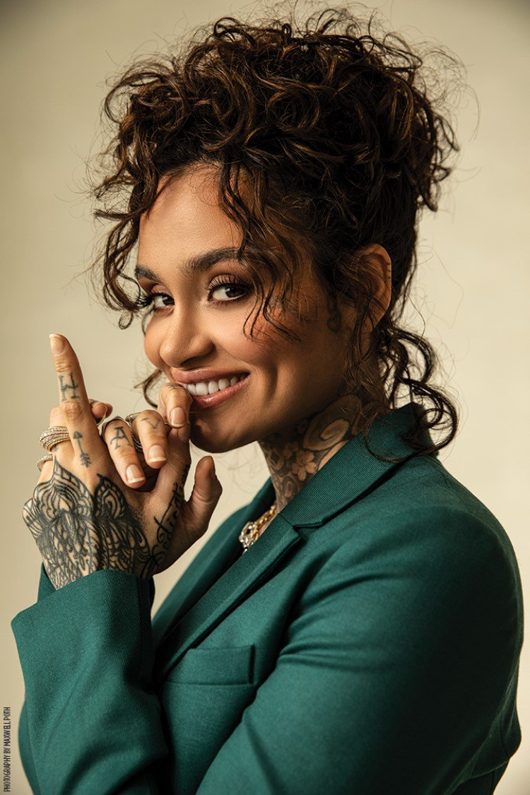 How Kehlani Carved a Path for Queer Musicians and Moms