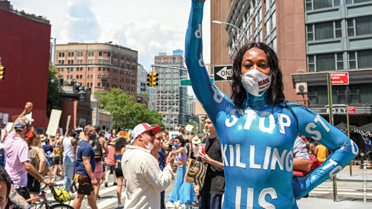 What Does LGBTQ+ Activism Look Like in the Age of Biden?