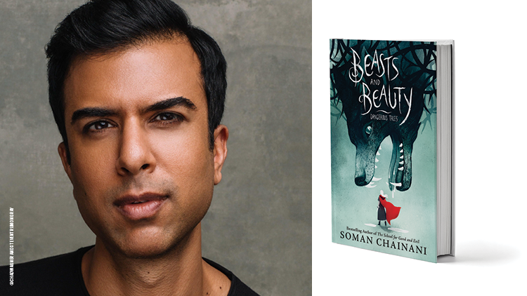 Soman Chainani Puts a Modern Queer Twist on the Brothers Grimm