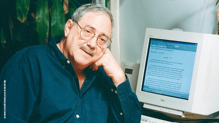 'The Joy of Gay Sex' Author Charles Silverstein 40 years Later