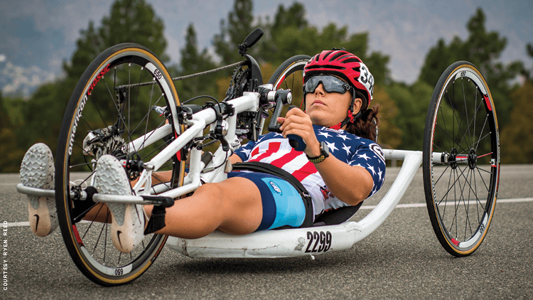 How This Lesbian Handcyclist Is Chasing Her Paralympics Dreams