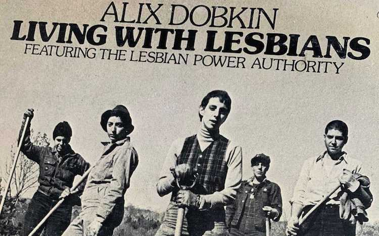 Living With Lesbians cover