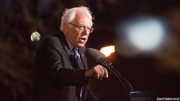 Sanders Drops Out