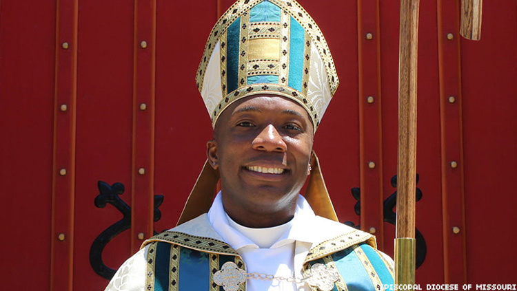 Bishop Deon Kevin Johnson