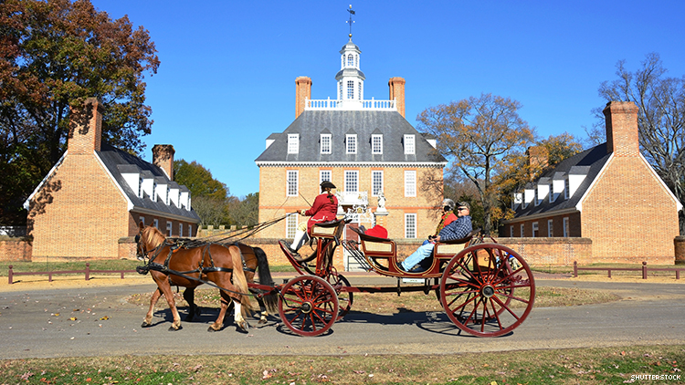 Colonial Williamsburg To Offer Queer History Guides