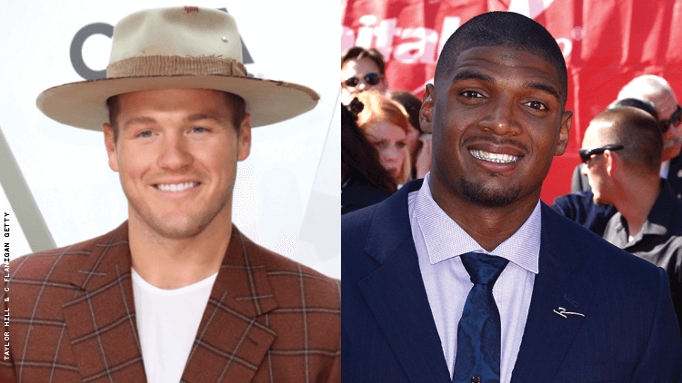 Colton Underwood Told Michael Sam He Wished They Had Come Out Together