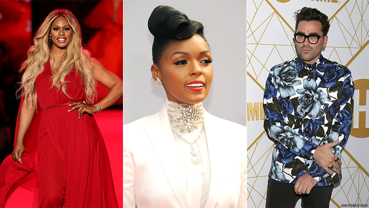 Janelle Monáe, Laverne Cox, Dan Levy to Appear on Dorian TV Awards