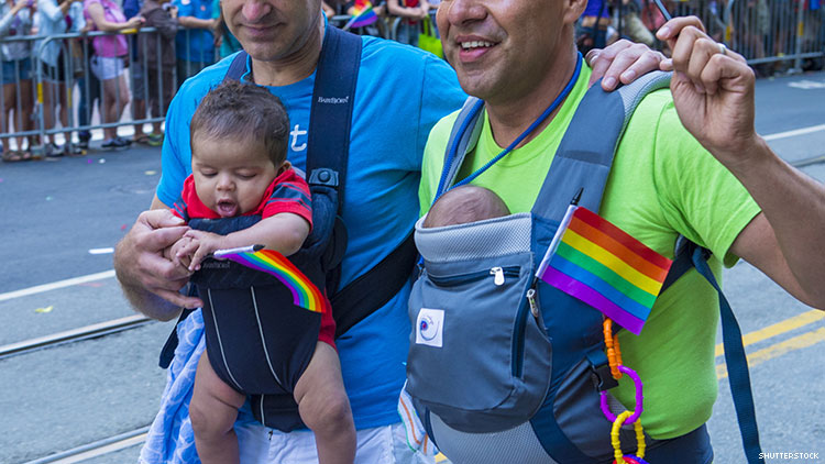 What I've Learned From Being a Gay Dad