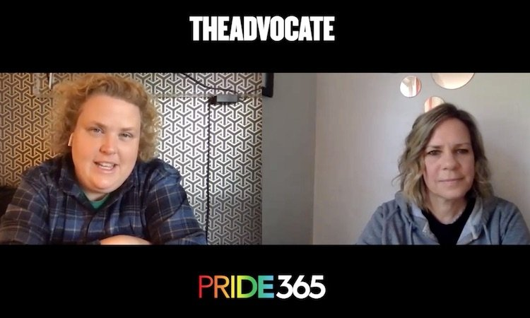 Fortune Feimster and Tracy E. Gilchrist
