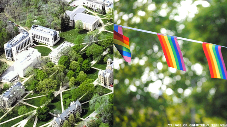 Gambier became first municipality in Ohio to pass LGBTQ protections in employment, housing, public accommodations via Zoom