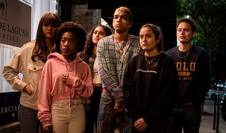 Genera+ion's Queer Teens Are 'Sassy, Moody, Nasty' in Exclusive Clip