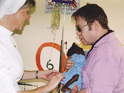 John In Clinic With Childx400