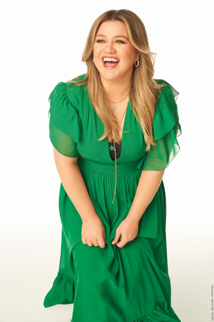 LGBTQ+ Icon Kelly Clarkson on Being in the Tradition of Inclusive Talk