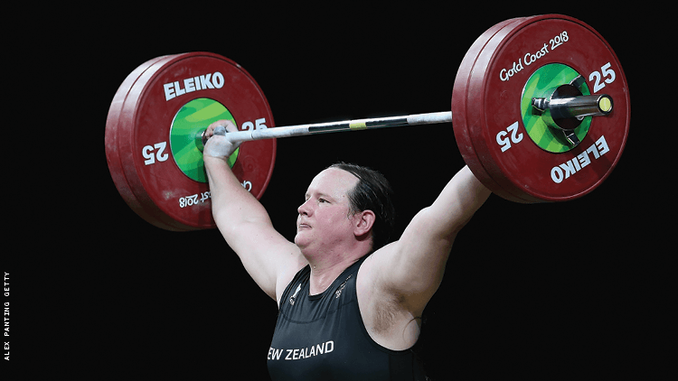 What Weight Lifter Laurel Hubbard Means to Trans People in Sports