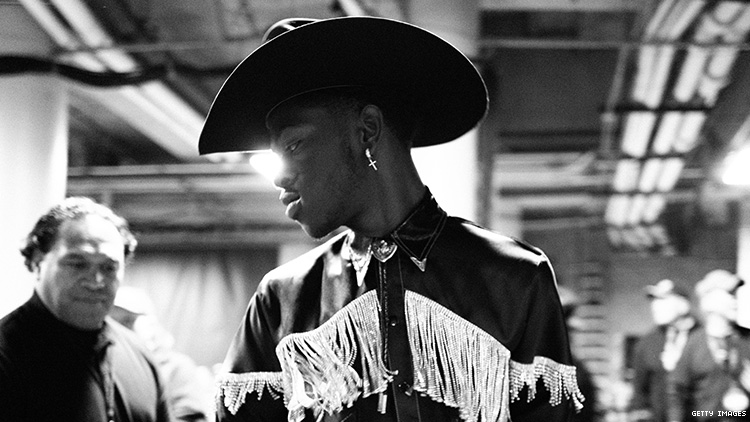 Lil Nas X Becomes First Out Gay Man To Win At CMAs