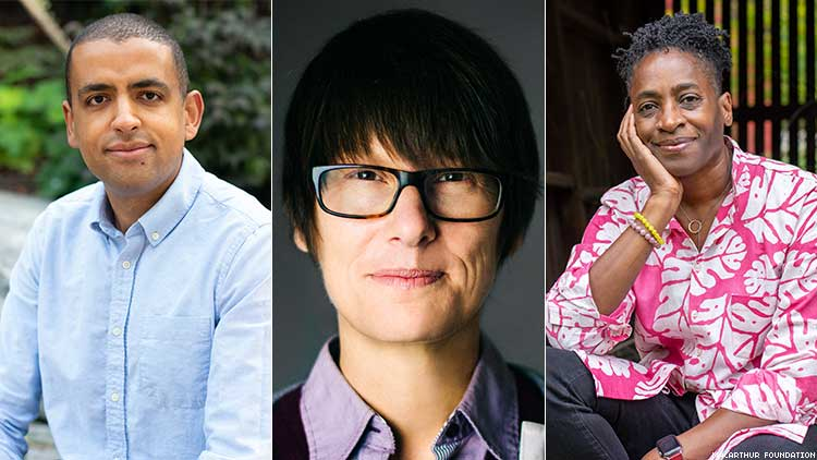 Isaiah Andrews, Mary L. Gray, and Jacqueline Woodson