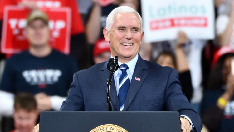 Mike Pence Gets Pacemaker