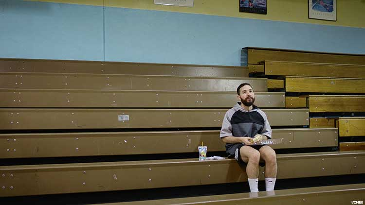 Pete Can't Play Basketball
