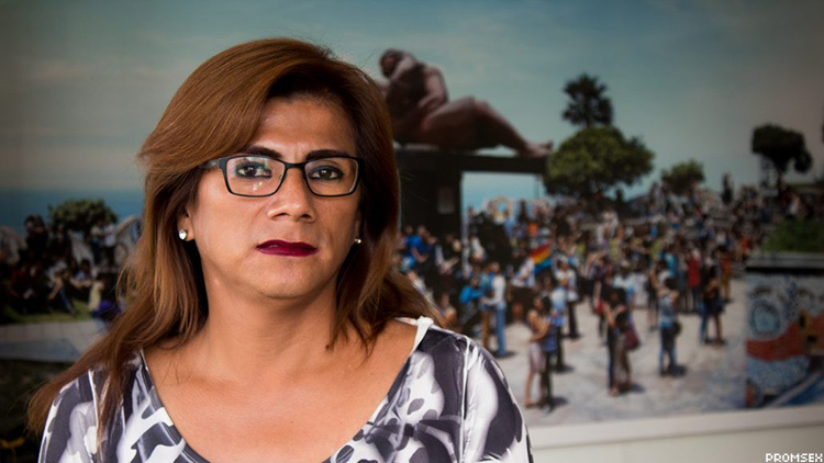 Transgender woman Azul Rojas Marín wins historic ruling against Peru for rape, torture by police as gay man
