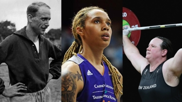 A Brief History of Out LGBTQ+ Olympians