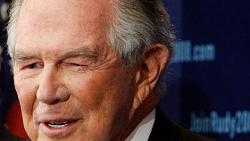 The Pat Robertson Question