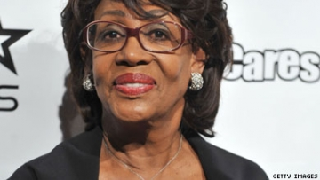 Rep Waters Calls For Justice Dept Investigation