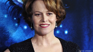 Sigourney Weaver Back to Her Roots