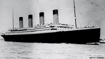 Coming Out on the Titanic