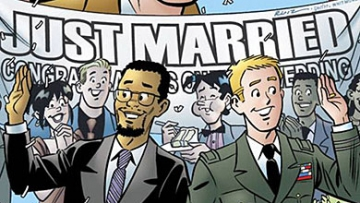 Gay Archie Comic Sells Out