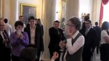 Couple Engaged at White House Shocked by Hate in Response